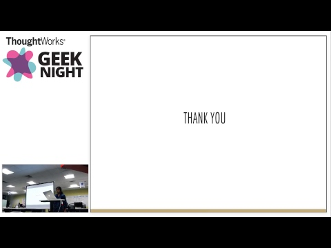 Automating Deployment of R models in production environment | Sophia George | Geek Night March 2017