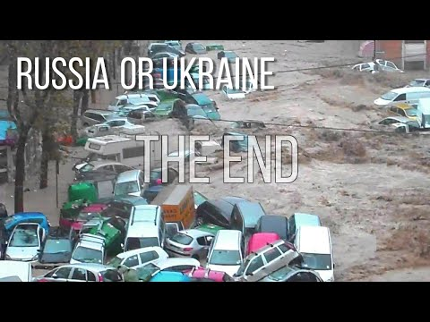 Russia END❗ Crimea Suffers from Heavy Rains, Flooding in Yalta.