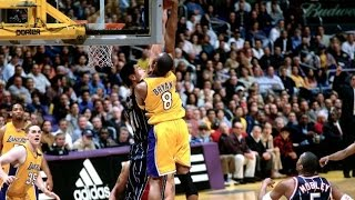 Kobe Bryant - 9 straight games 40pts or more