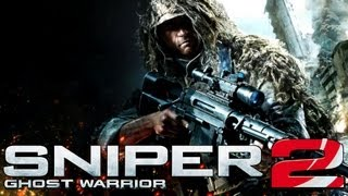 Sniper: Ghost Warrior 2 - Demo Gameplay HD ( Xbox 360 )