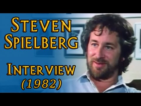 Steven Spielberg Interview - 1982 (The South Bank Show)