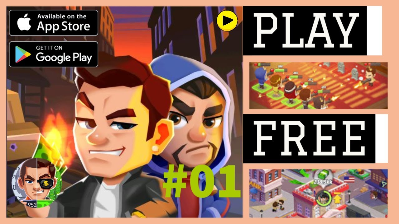 Idle Mafia - Tycoon Manager Mobile Game Walkthrough ...