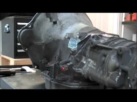 48RE Throttle Valve Actuator - TTVA