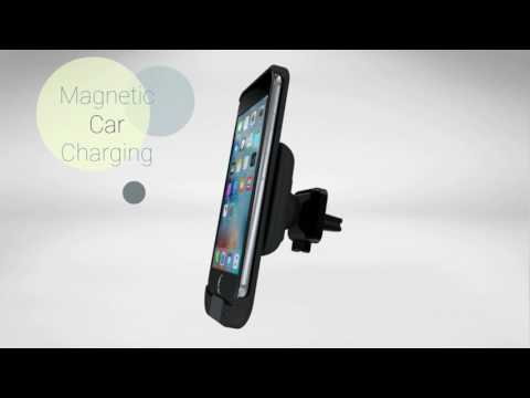 Energizer® Magnetic Wireless Charging & Data Transfer (CE-008_CE-011_CE-016_CE-01903)