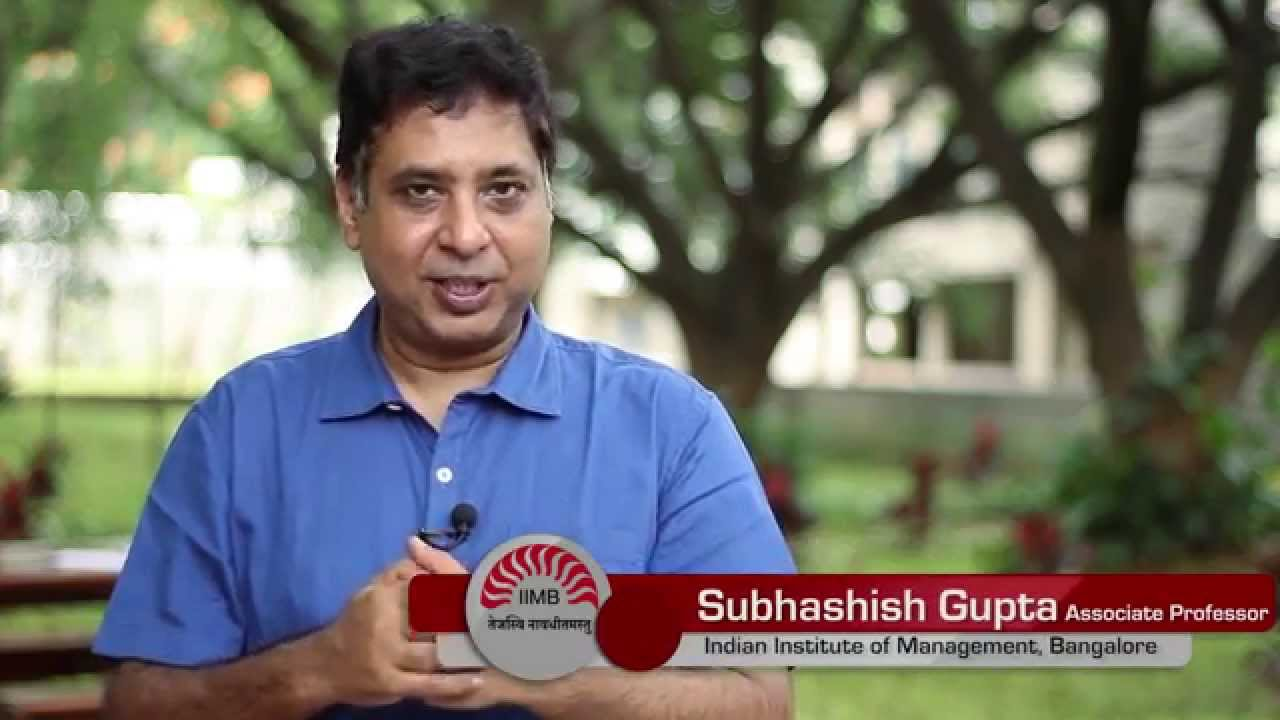 Introduction to Managerial Economics | IIMBx