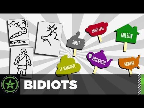 Let's Play - Bidiots