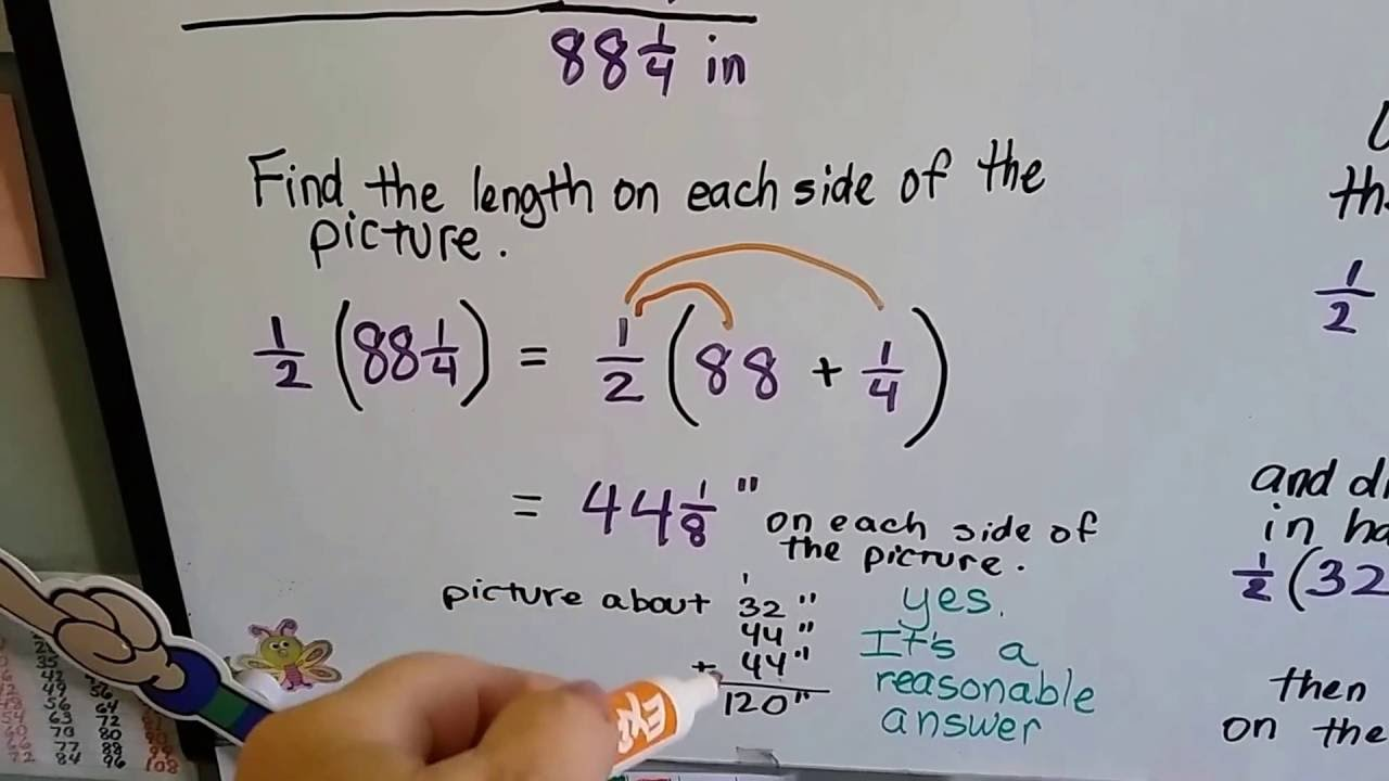 answer math problems