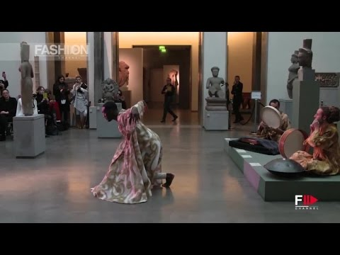 FRANC SORBIER Full Show Spring Summer 2016 Haute Couture by Fashion Channel
