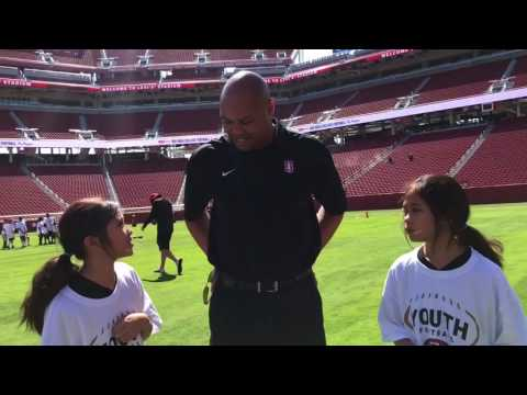 AmeliaAndAdinah's chat with Stanford Football Head Coach David Shaw