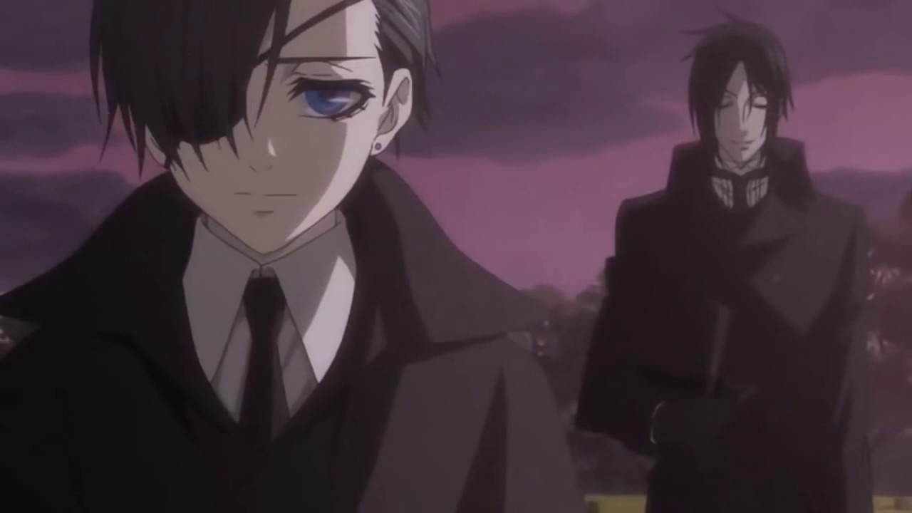 [AMV] Аниме клип - Темный дворецкий. - YouTube