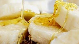 Iss Honig und Bananen für 7 Tage und das wird mit deinem Körper passieren!