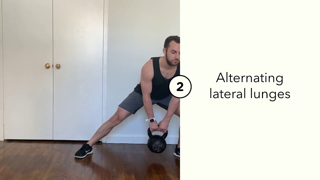 Best At-Home Leg Workout