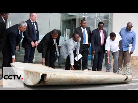 Large piece of aircraft debris found in Tanzania from MH370
