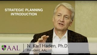 Strategic Planning: Introduction (Video 1)