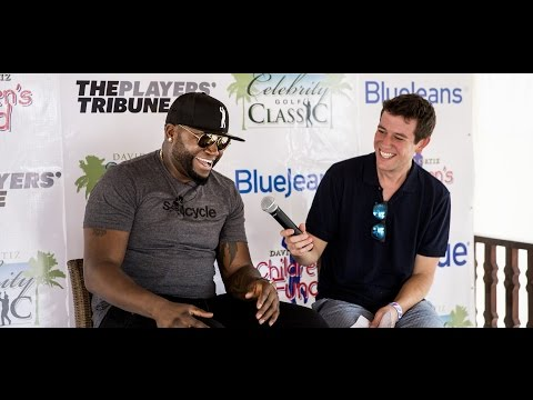 David Ortiz via BlueJeans Primetime Event Recap