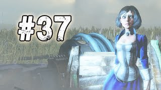 Bioshock Infinite Walkthrough - Part 37 Air Warfare Ultra Let's Play Commentary