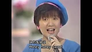 桑田靖子「My Joyful Heart 」 1983年