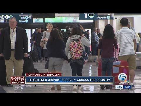 Operations return to normal at PBIA after shooting at Fort Lauderdale airport