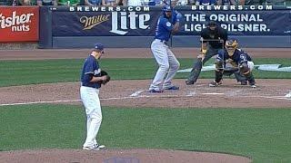 Бейсбол. MLB. Милуоки Брюерз - Чикаго Кабс (5.09.2016) [RU]