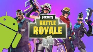 Download Fortnite Officially on Android