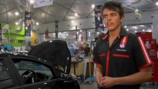 WorldSkills Australia National Competition - Brisbane 2010 -  Automobile Technology