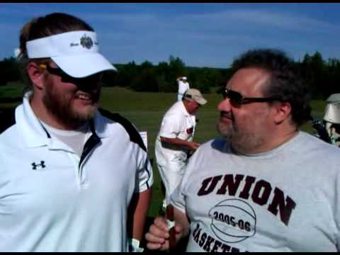 ARTIE LANGE Interviews Nick Mangold of the Jets PART 1