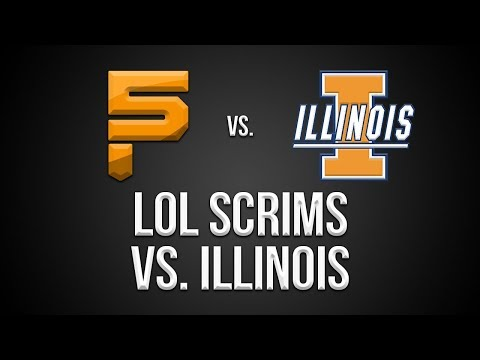 LoL Scrims - Plastic Five vs University of Illinois