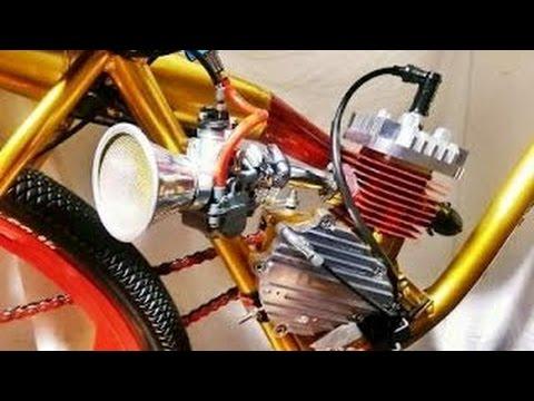 😎BICIMOTOS ZOIDS Qué piezas fortalecen el motor