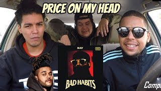 Nav x The Weeknd - Price On My Head (REACTION REVIEW) thumbnail