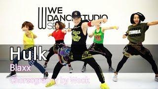 Hulk - Blaxx 2018 Soca / Easy Dance Fitness Choreography / ZIN™ / Wook's Zumba® Story