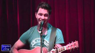 Andy Grammer sings 'The Biggest Man' at Room 5 for Greenroots Presents