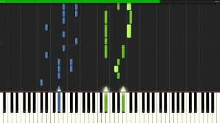 Sheet music and midi file can be downloaded here: http://sheethost....