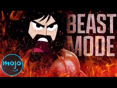 Top 10 Times Samurai Jack Went Beast Mode