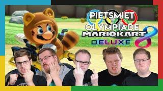 PietSmiet Olympiade #3 🎮  Mario Kart 8 Deluxe
