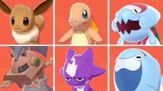 Pokémon Sword & Shield - All Gift Pokemon