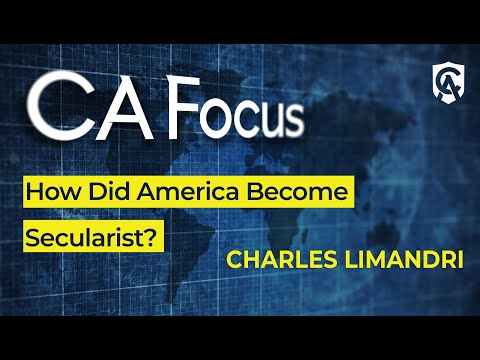 Catholic Answers Focus: How Did America Become Secularist?