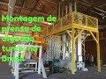 Prensa de algodão turca está fazendo sucesso no Brasil