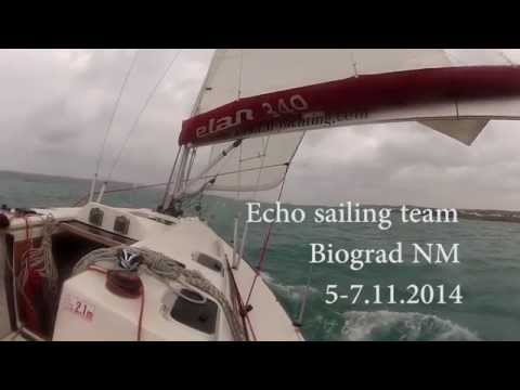 Echo Sailing team, Training
