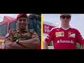Shell V-Power presents: Kimi Räikkönen's job swap with a Malaysian fireman