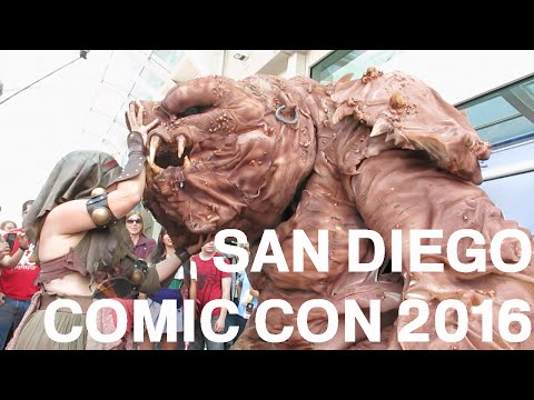 """Cosplay in America"" @ San Diego Comic Con 2016 SDCC"