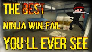 THE BEST NINJA WIN/FAIL YOU