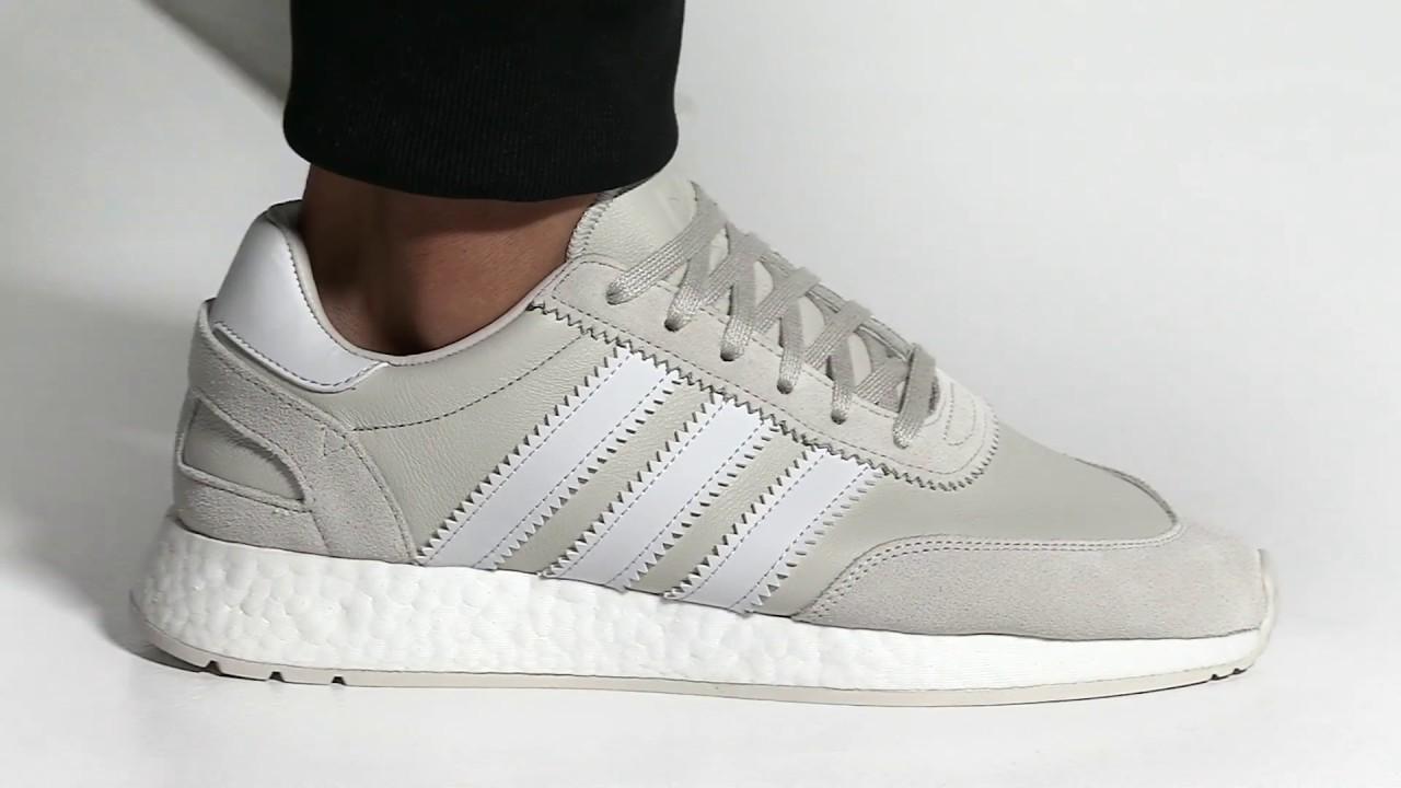 Obediencia ambición Grifo  adidas Originals I-5923 Herren Sneaker beige weiß BD7799 - YouTube