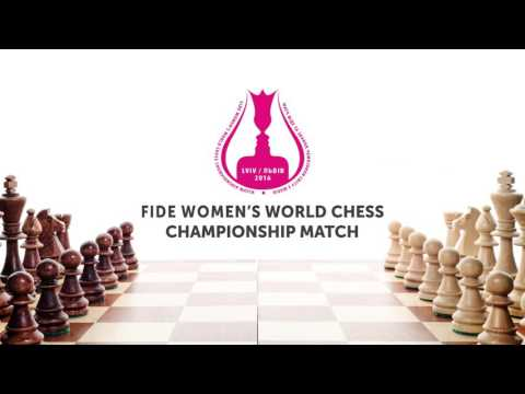FIDE Women's World Chess Championship Match. Announcement
