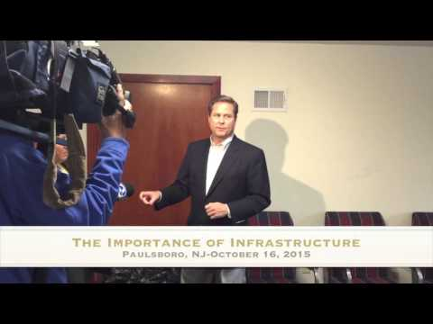 The Importance of our Infrastructure