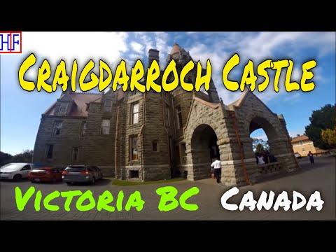 Victoria BC | Craigdarroch Castle | Travel Guide | Episode# 9