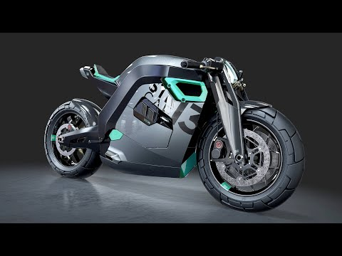 10 Concept Motorcycles You Don\'t Know Existed
