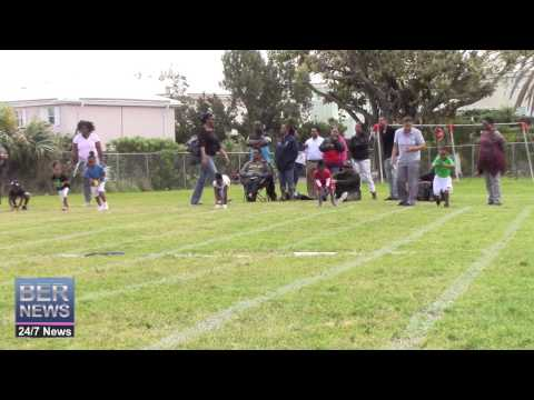 Prospect Preschool Sports Day, May 1 2015