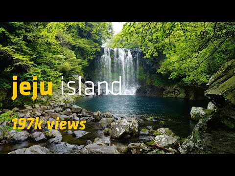 JEJU ISLAND SOUTH KOREA, Top 7 Best Attractions.