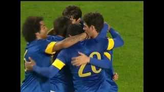 Gols - Brasil 6 x 0 Iraque - Amistoso Internacional 2012 - 11/10/2012