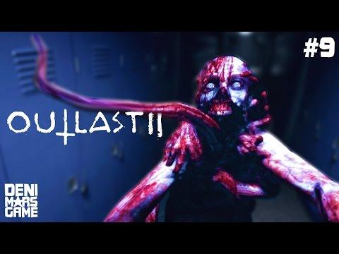 Outlast 2 - Прохождение #9: Ужасы школьных коридоров